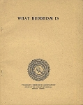What Buddhism Is - eBook
