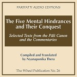 Five Mental Hindrances and Their Conquest - Audiobook MP3