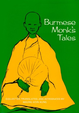 Burmese Monk's Tales - eBook