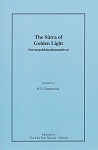 Sutra of Golden Light- paperback