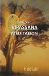 Manual of Vipassana Meditation <br /><span>Vipassana</span>