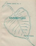 Earnestness