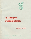 Larger Rationalism, A