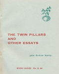 Twin Pillars, The