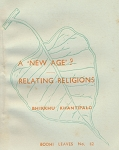 New Age? Relating Religions