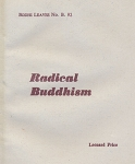 Radical Buddhism