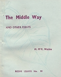 Middle Way, The