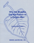 Why the Buddha Did Not Preach