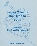 Jataka Tales of Buddha: Part III BL142