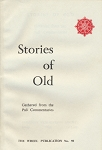 Stories of Old:  From the Pali