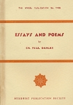 Essays & Poems