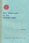 Philosophy of the Atthakavagga
