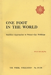 One Foot in the World