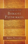 Analysis of the Bhikkhu Patimokkha