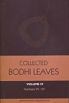 Collected Bodhi Leaves Vol. IV (BL 91-121) 91