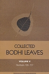 Collected Bodhi Leaves Vol. V (BL 122-157)