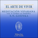 Art of Living, The (MP3 Audiobook - Spanish) <br /><span>Vipassana</span>
