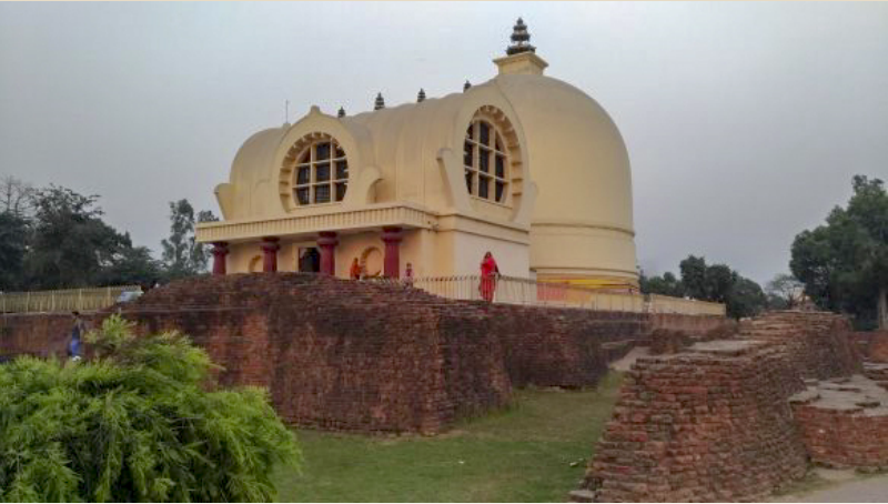 4 sites kushinagar