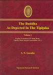 Buddha As Depicted in the Tipitaka - Vol. 1 - 2<br /><span>Vipassana</span>