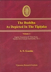 Buddha As Depicted in the Tipitaka - Vol. 2<br /><span>Vipassana</span>