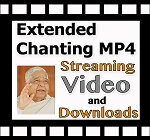 Extended Chantings by S.N. Goenka (Video Downloads and Streaming) <br /><span>Vipassana</span>
