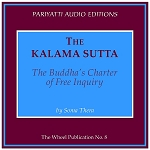 Kalama Sutta Audiobook  - MP3 Audiobook
