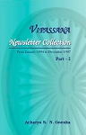 Newsletter Collection - Part 2<br /><span>Vipassana</span>