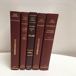 The Book of the Kindred Sayings 5 Vol set (PTS)