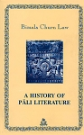 History of Pali Literature, A