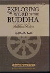 Exploring the Word of the Buddha - DVD (audio only)