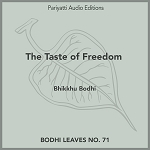 The Taste of Freedom (MP3 Audiobook)