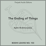The Ending of Things (MP3 Audiobook)