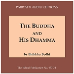 Buddha and His Dhamma  (MP3 audiobook)