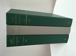Dictionary of Pali (Dr. Margaret Cones)  3-Volume Set