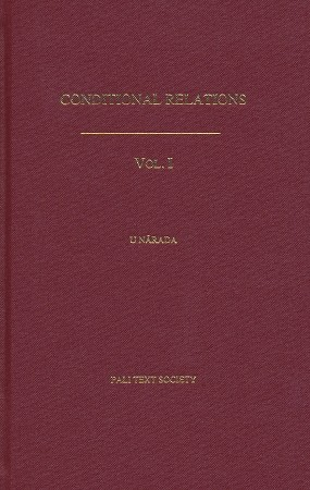 Conditional Relations Vol 1 (damaged copy)