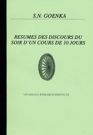 Discourse Summaries - French