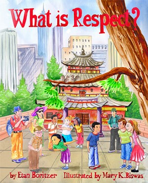 What is Respect? (softcover book)