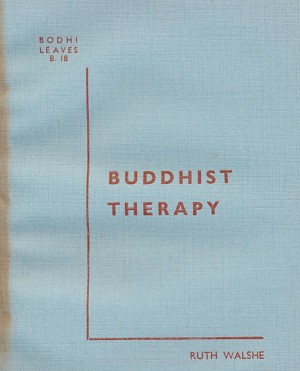 Buddhist Therapy  BL18