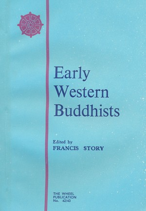 Early Western Buddhists