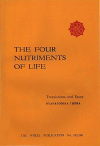 Four Nutriments of Life