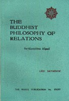 Buddhist Philosophy of Relations <br /><span>Vipassana</span>