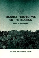 Buddhist Perspectives on Ecocrisis