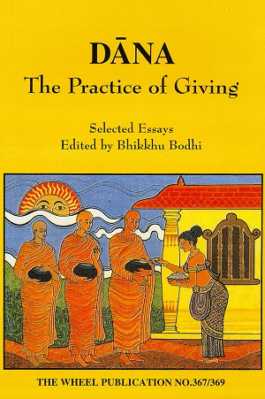 Dana, The Practice of Giving