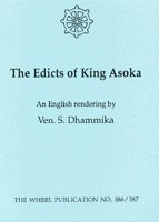 Edicts of King Asoka, The