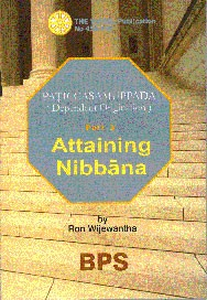 Attaining Nibbana WH458