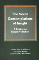 Seven Contemplations of Insight