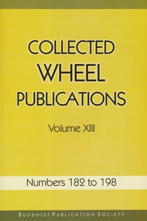 Collected Wheels BW13 Vol XIII
