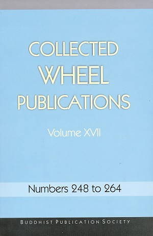Collected Wheels BW17 Vol XVII