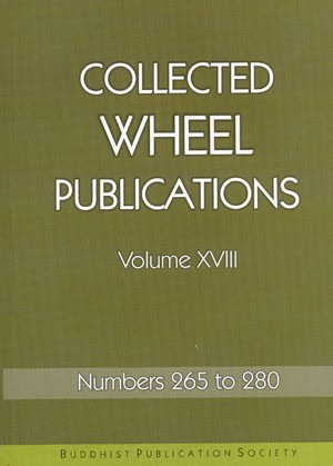 Collected Wheels BW18  Vol XVIII