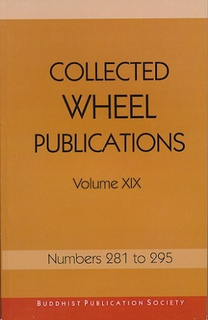 Collected Wheels BW19 Vol XIX
